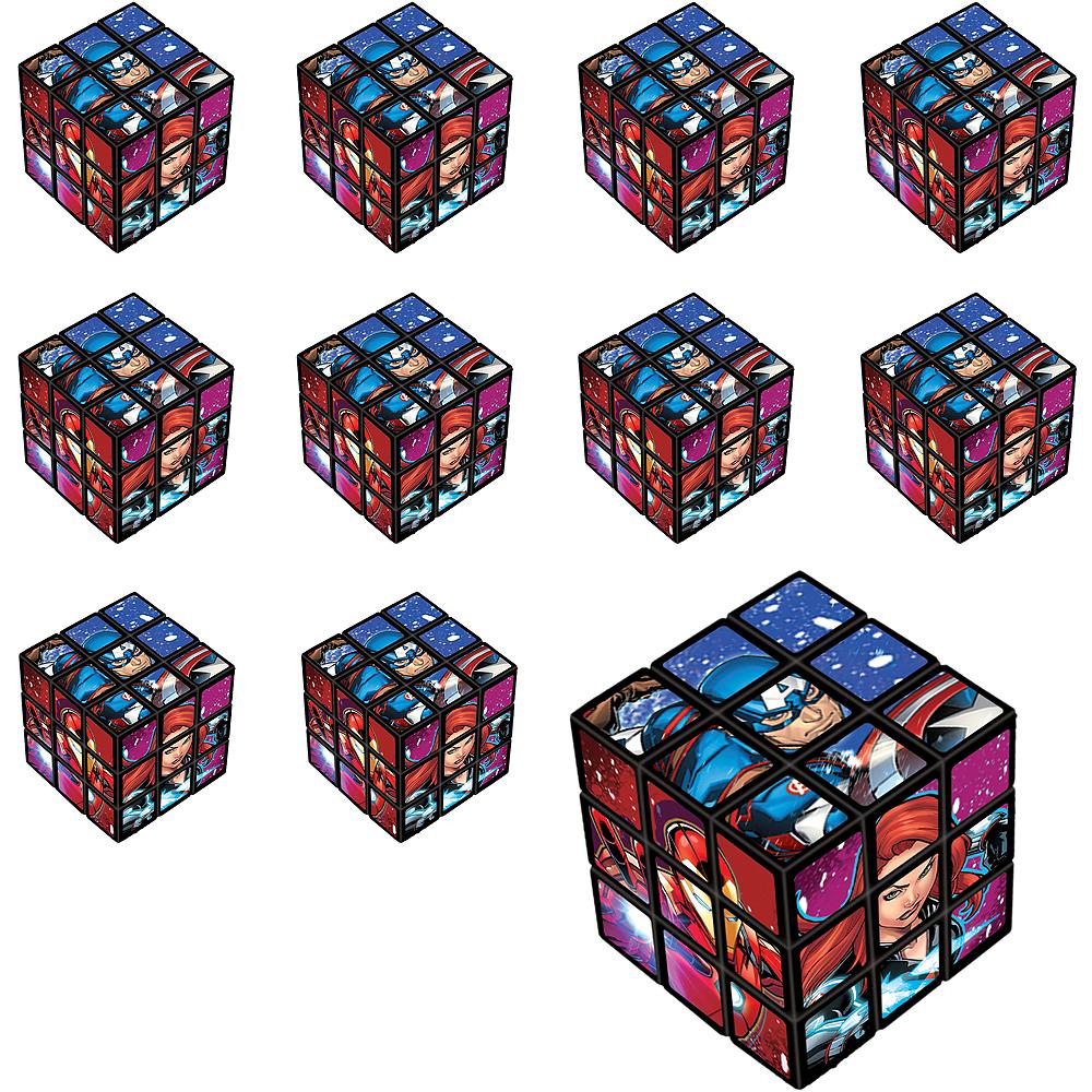Avengers Puzzle Cubes 24ct Image #1
