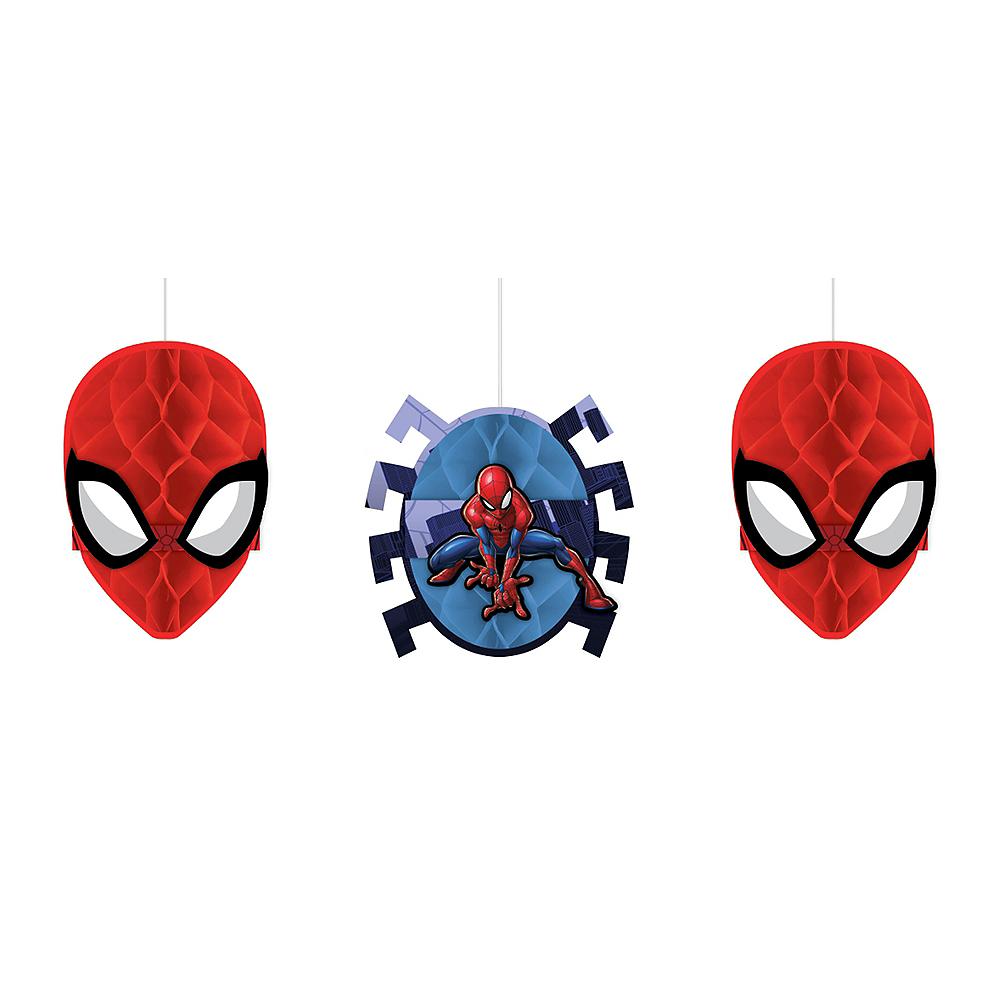 Spider-Man Webbed Wonder Honeycomb Balls 3ct Image #1