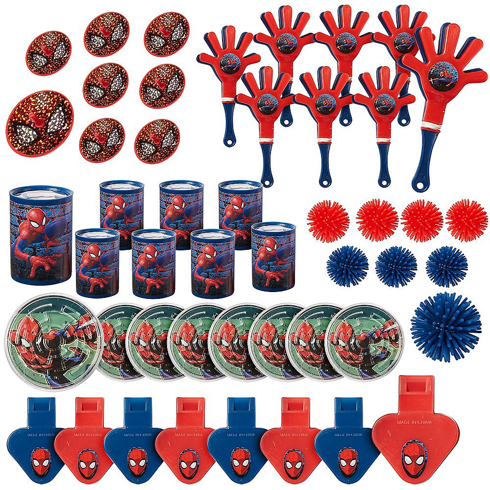 Spider-Man Webbed Wonder Favor Pack 48pc Image #1