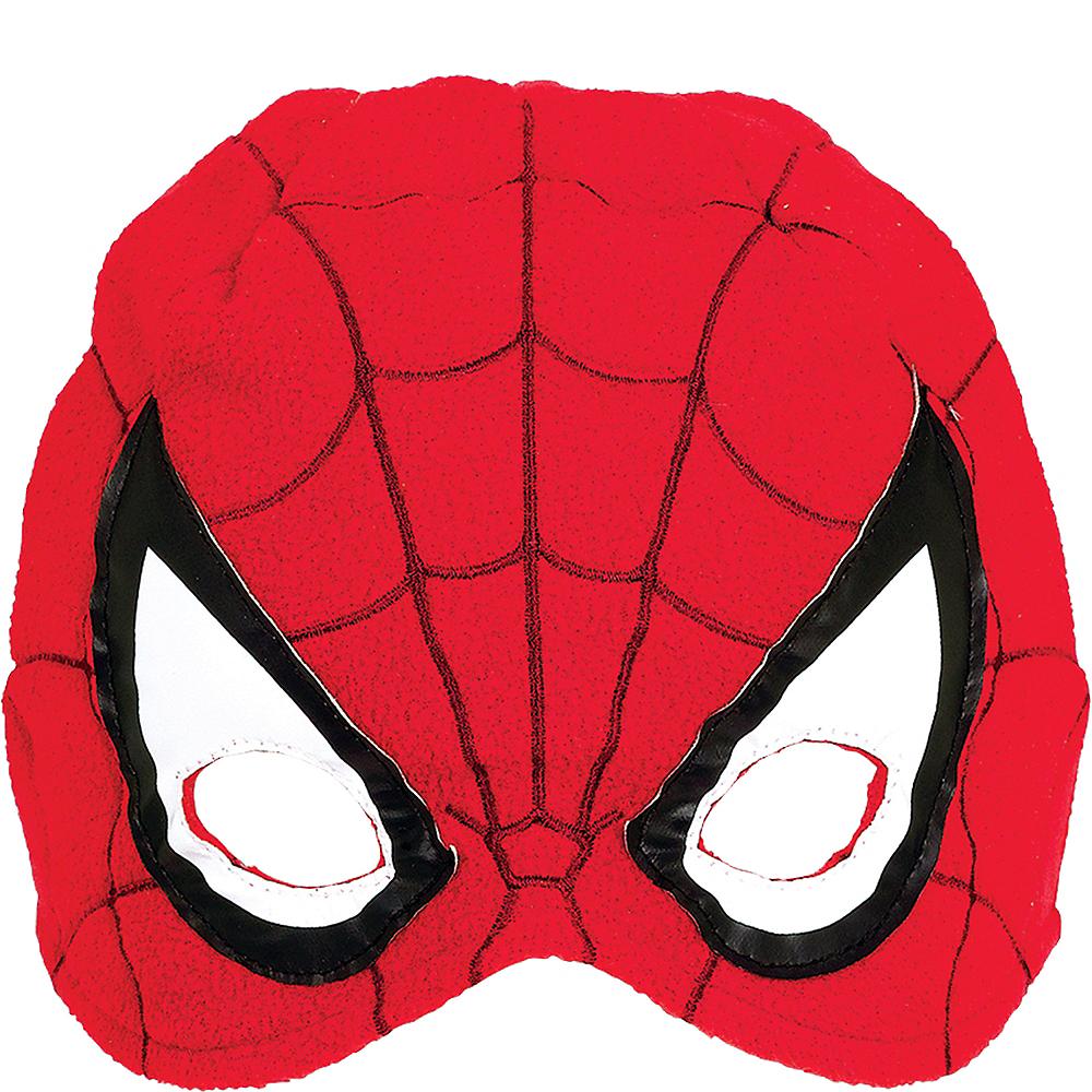 Child Spider-Man Webbed Wonder Mask Hat Image #1