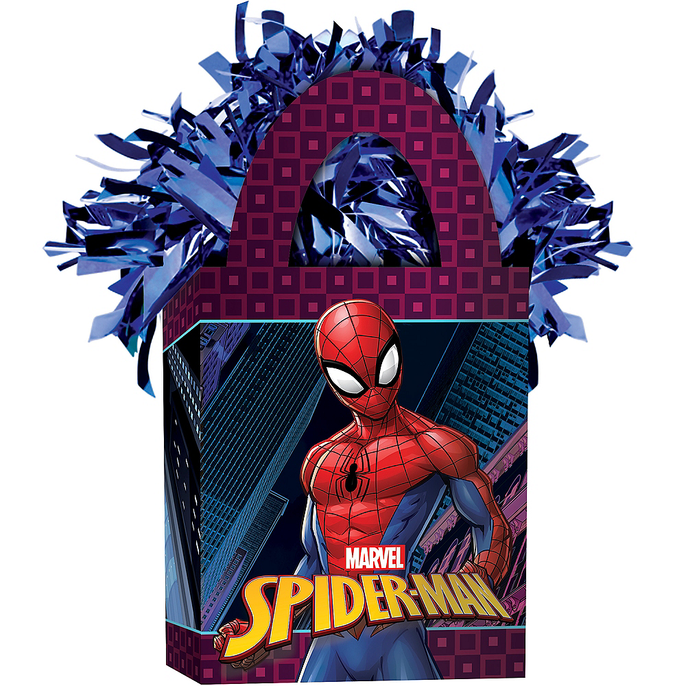 Nav Item for Spider-Man Balloon Weight Image #1