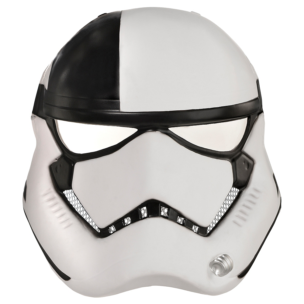 Nav Item for Executioner Stormtrooper Mask - Star Wars 8 The Last Jedi Image #1