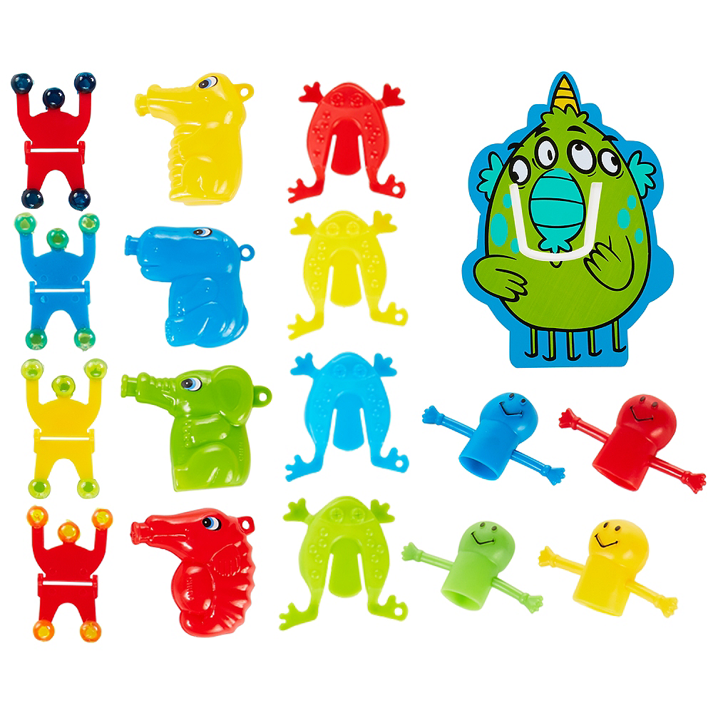 Figurine Favor Pack 100pc Image #1