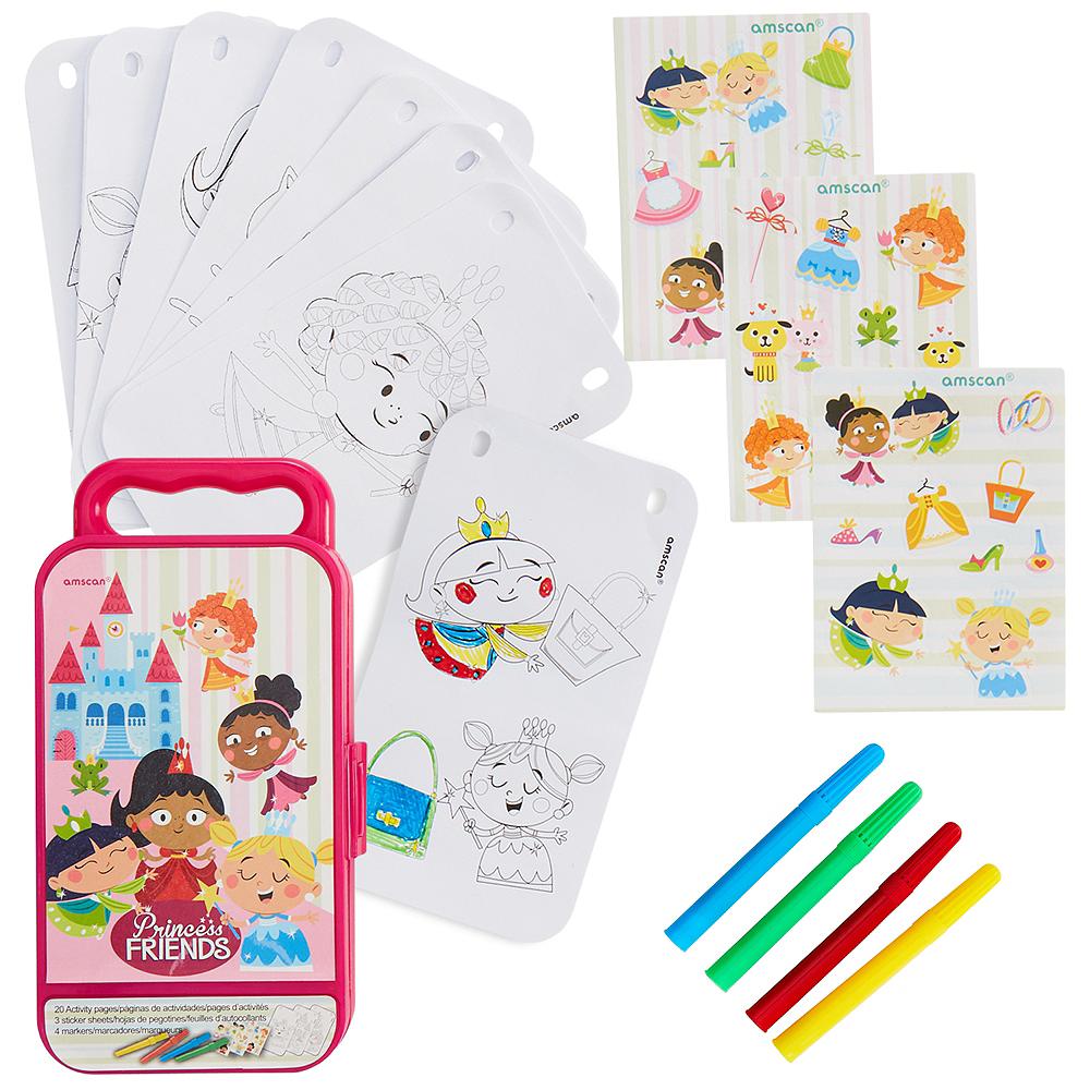 Princess Sticker Activity Box Image #1