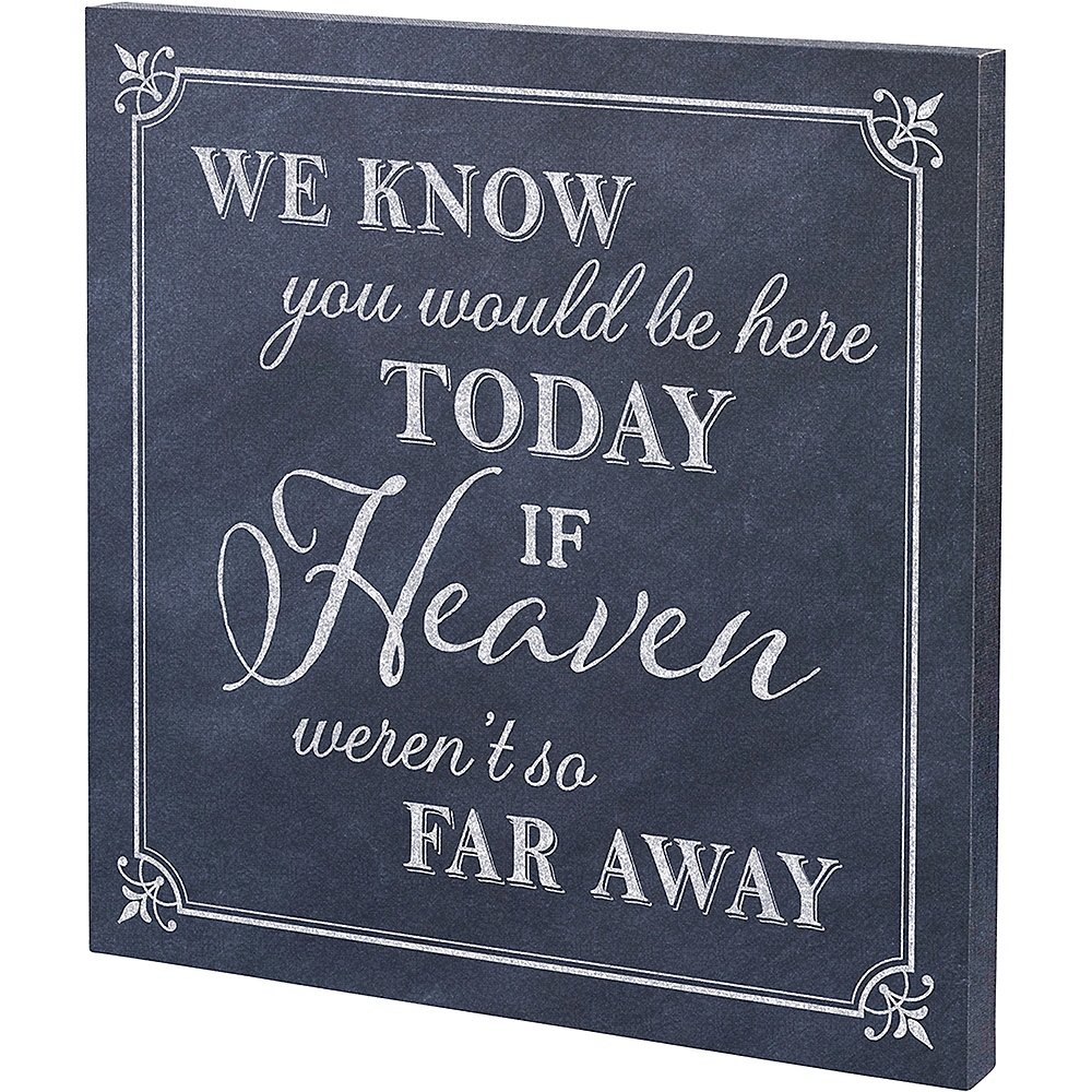 Here Today Wedding Sign Image #2