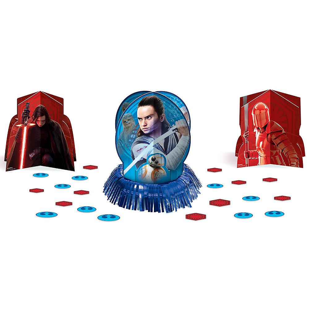 Star Wars 8 The Last Jedi Table Decorating Kit 23pc Image #1