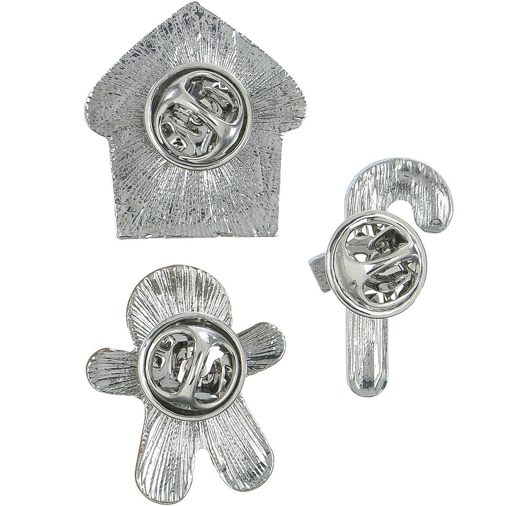 Christmas Pins 3ct Image #2