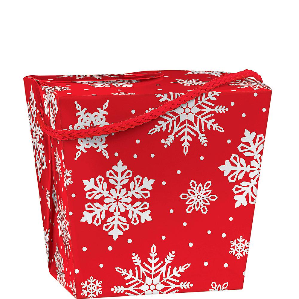 Snowflake Favor Box Image #1