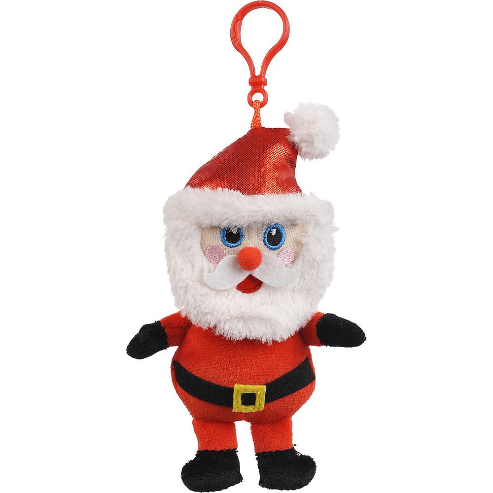Clip-On Santa Plush Image #1