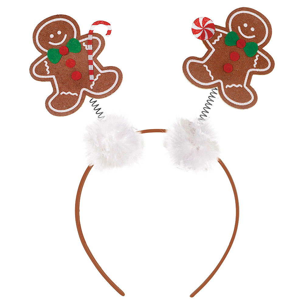 Gingerbread Men Head Bopper Image #1