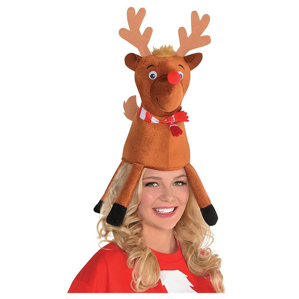 Reindeer Hat Image #1