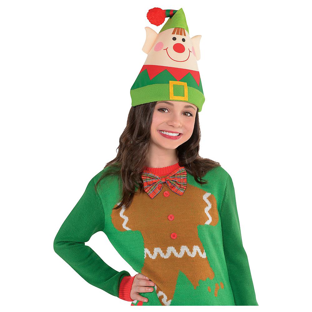 Whimsical Elf Hat Image #2