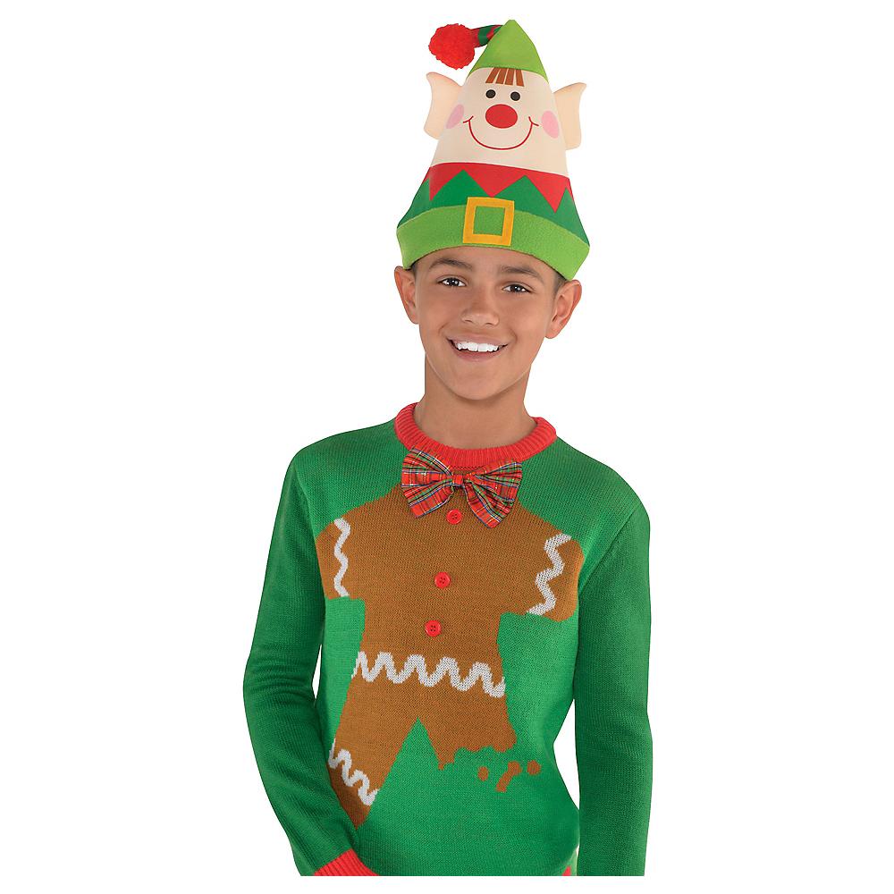 Whimsical Elf Hat Image #3