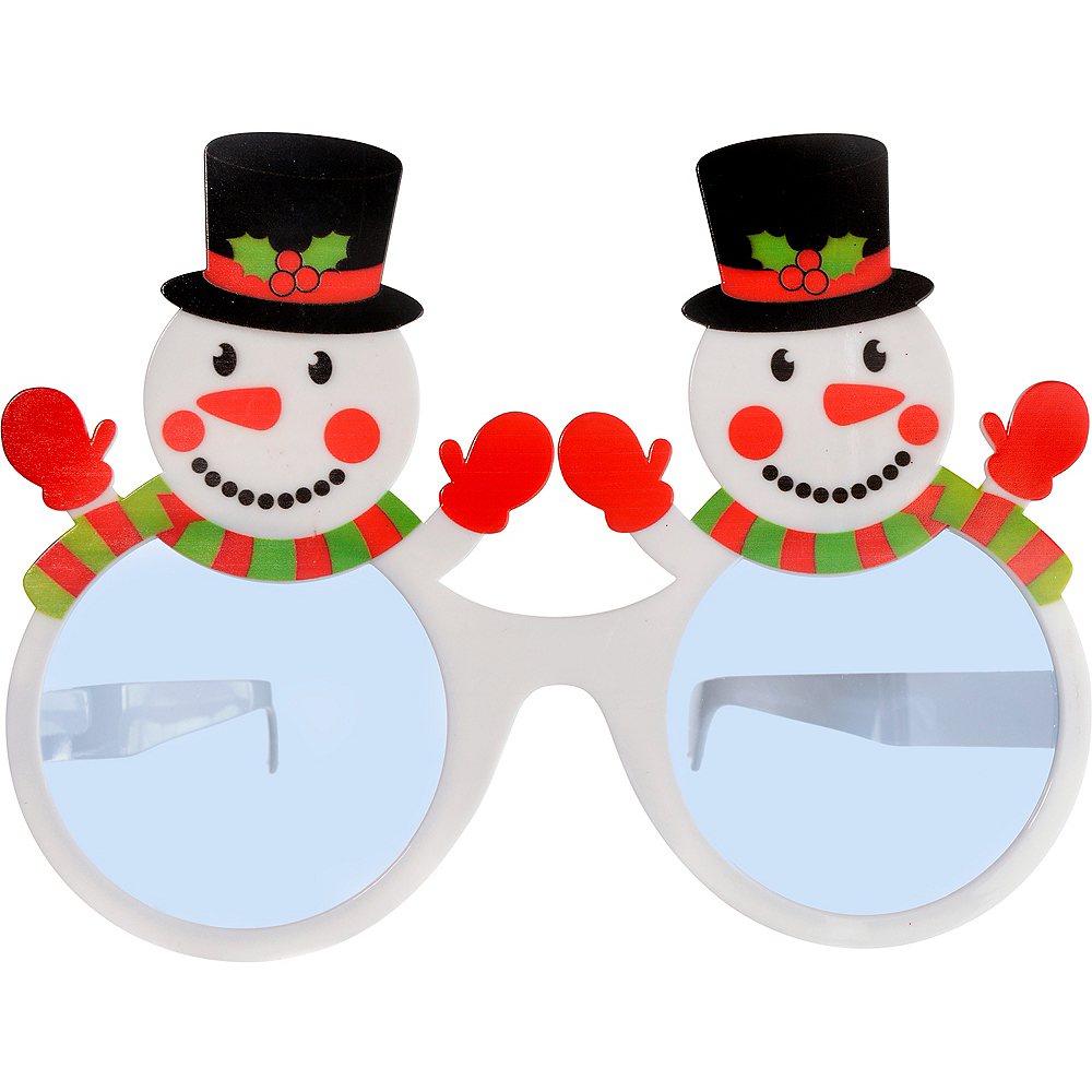 Nav Item for Snowman Sunglasses Image #1