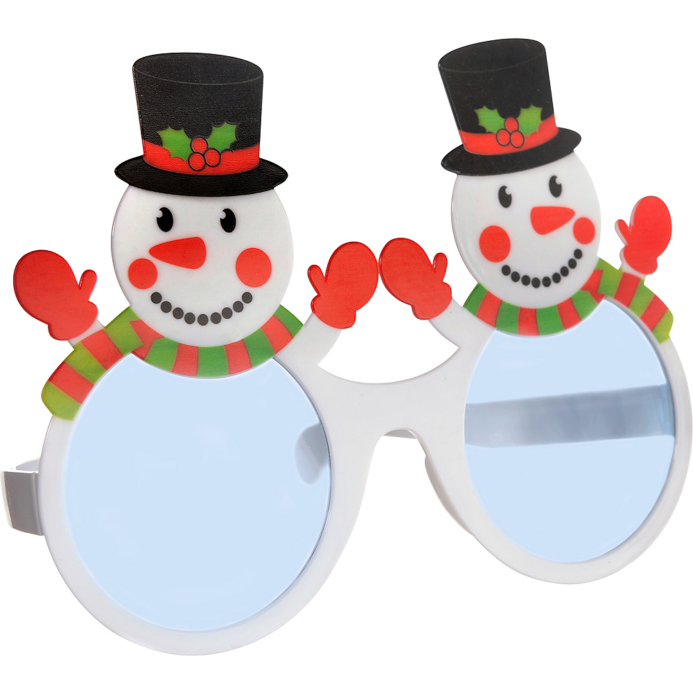 Nav Item for Snowman Sunglasses Image #2