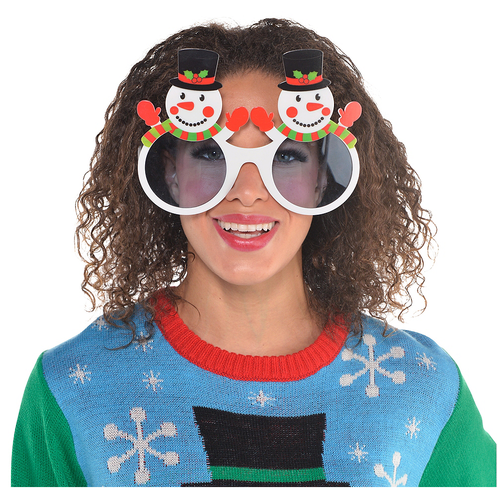 Nav Item for Snowman Sunglasses Image #3