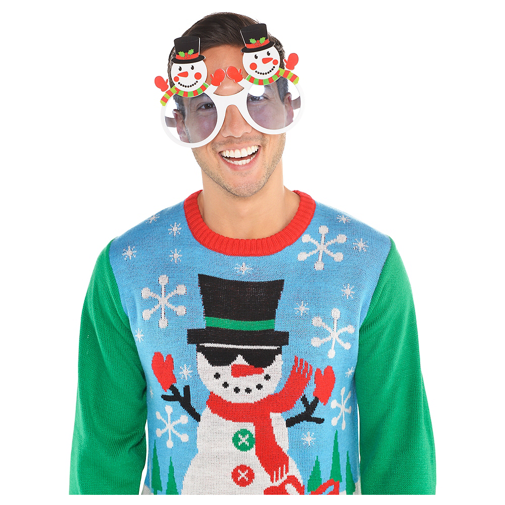 Nav Item for Snowman Sunglasses Image #4