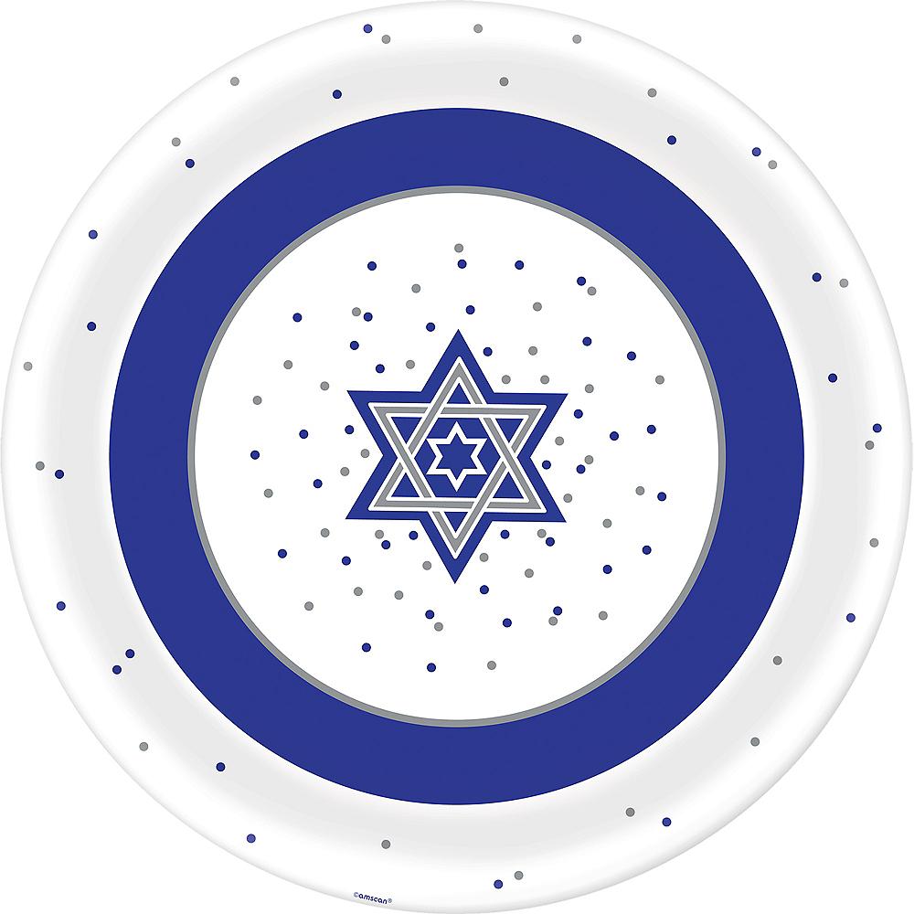 Happy Hanukkah Platter Image #1