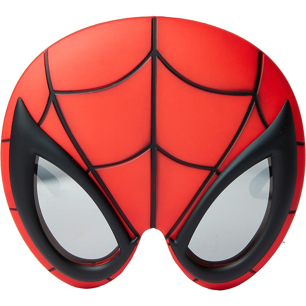 Spiderman Sunglasses Image #1