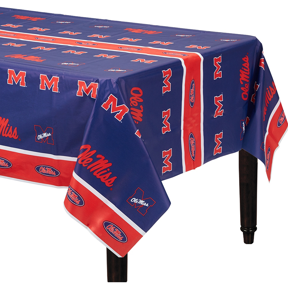Ole Miss Rebels Table Cover Image #1