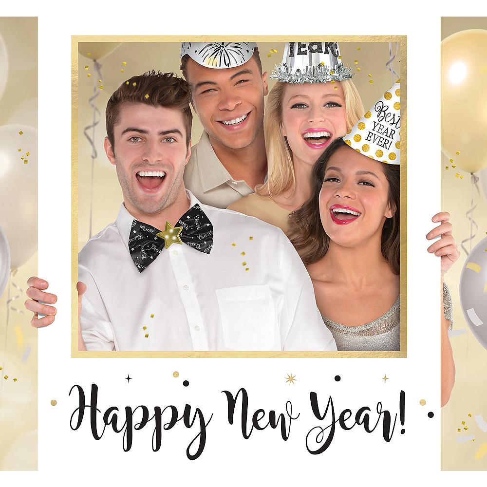 Giant New Year's Photo Frame Image #1
