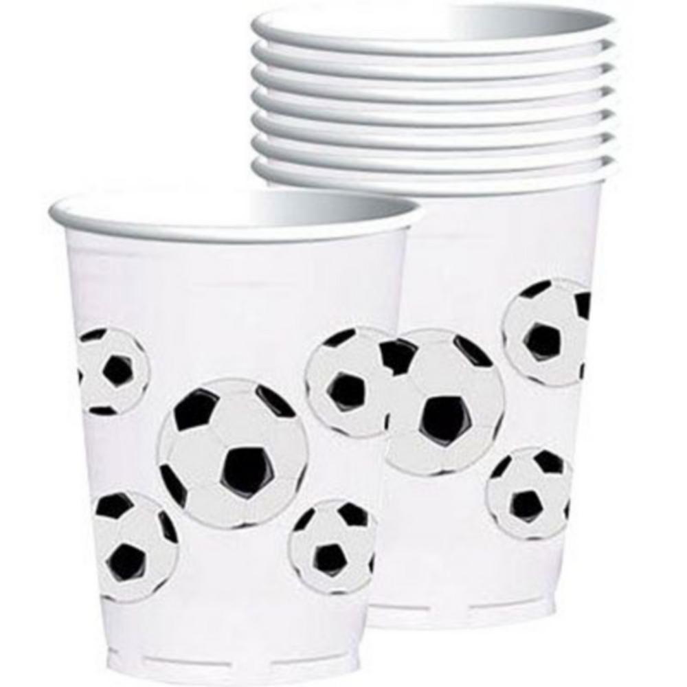 Soccer Basic Tableware Kit for 8 Guests Image #4