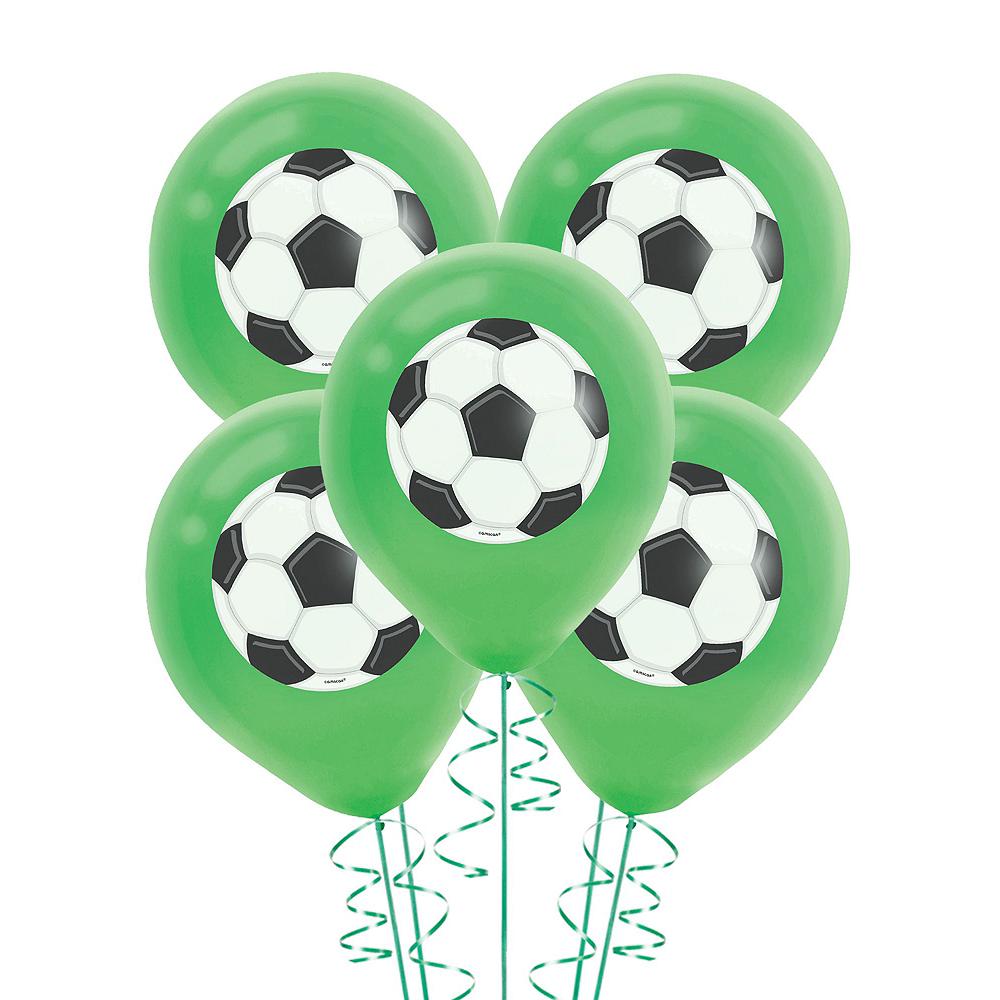 Soccer Super Tableware Kit for 16 Guests Image #9