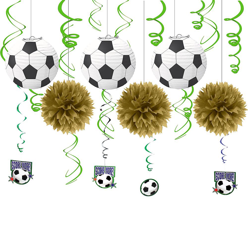 Soccer Decorating Kit Image #1