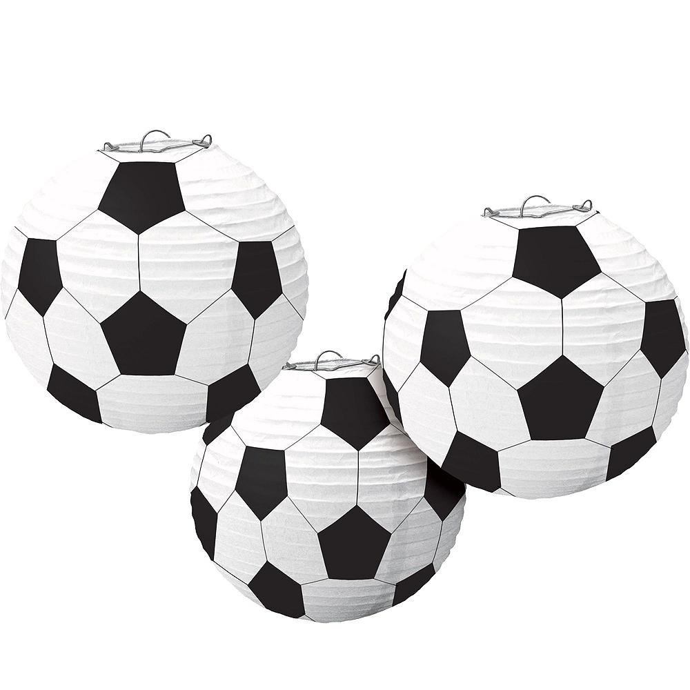 Soccer Decorating Kit Image #3