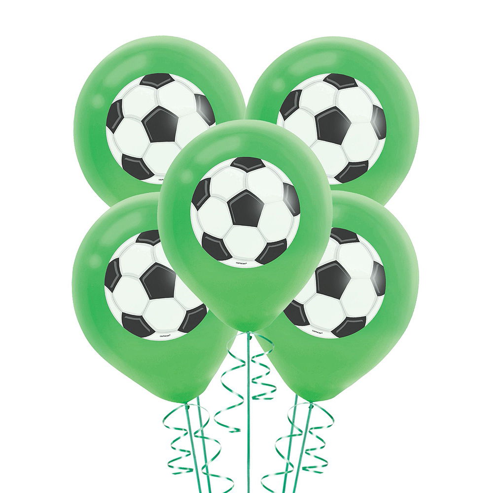 Soccer Balloon Kit Image #3