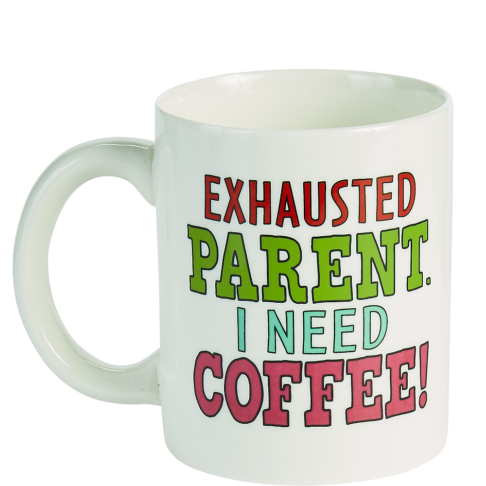 Year One Was Fun Coffee Mug Image #1