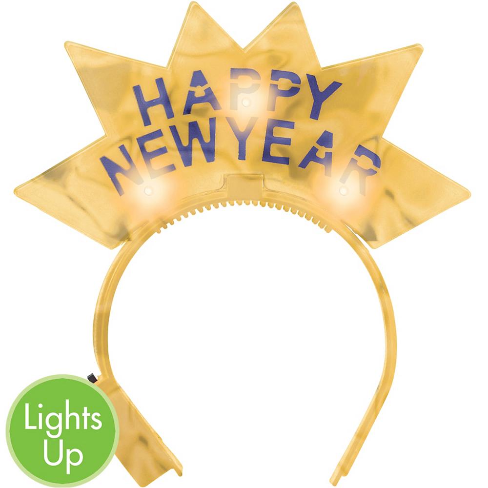 Happy New Year Headband 20