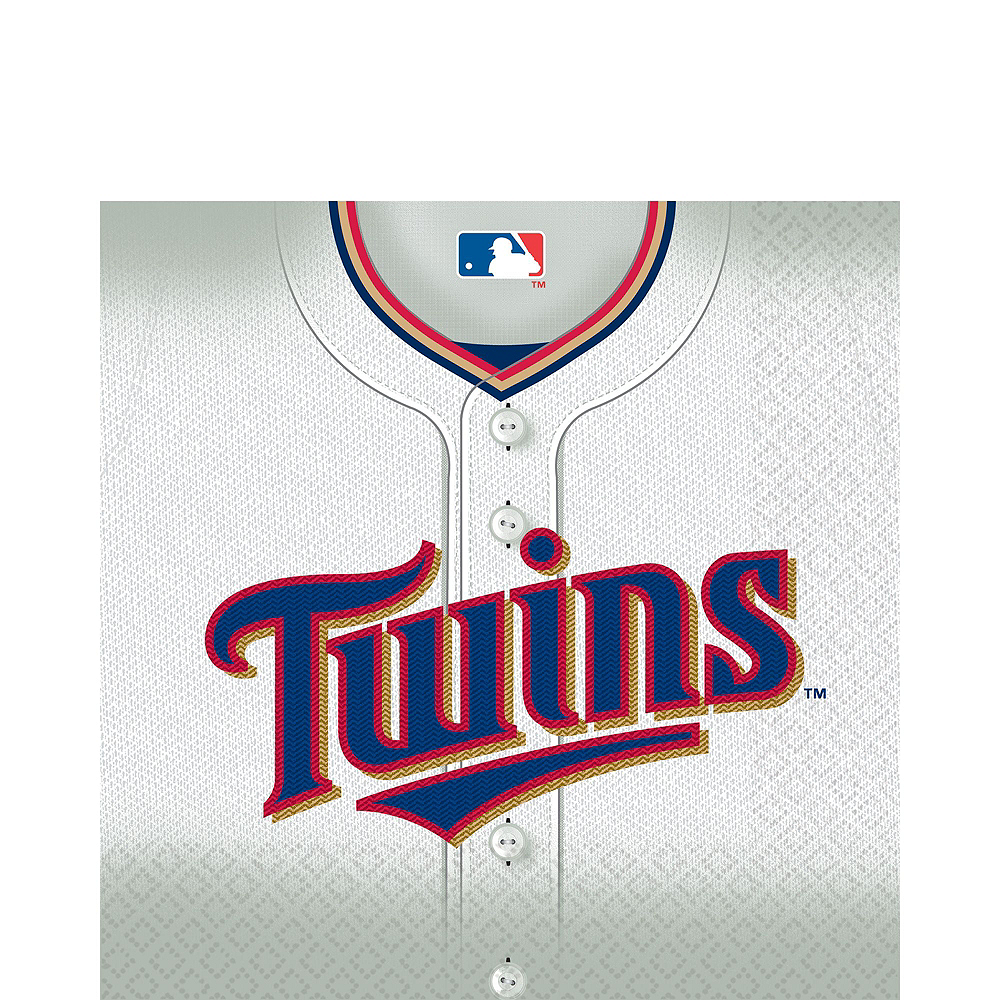 Super Minnesota Twins Party Kit for 16 Guests Image #3