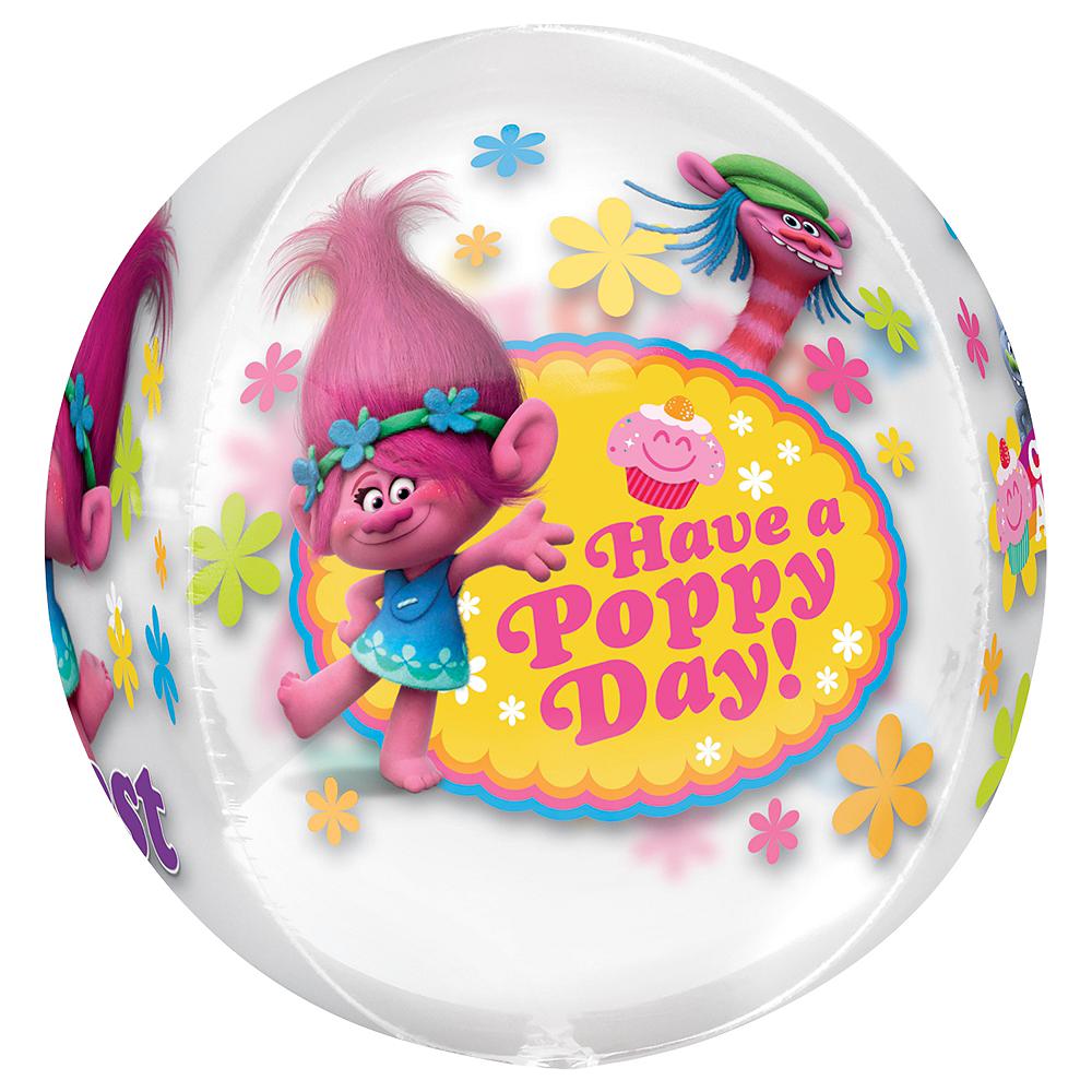 Trolls Balloon - See Thru Orbz Image #2