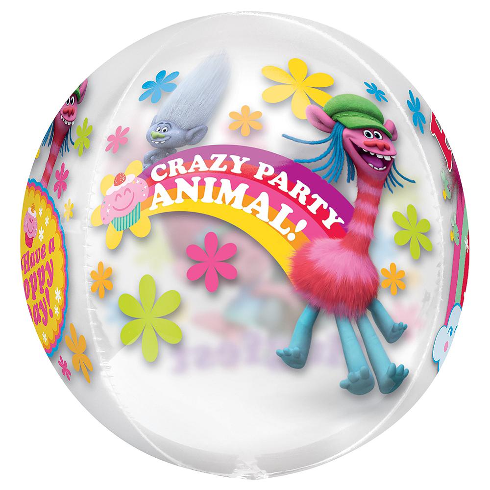 Trolls Balloon - See Thru Orbz Image #4