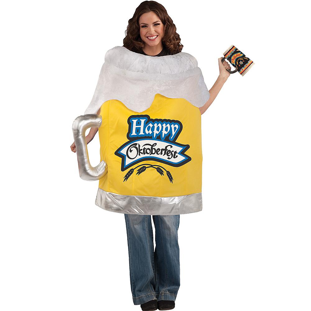Adult Beer Mug Costume Image #2