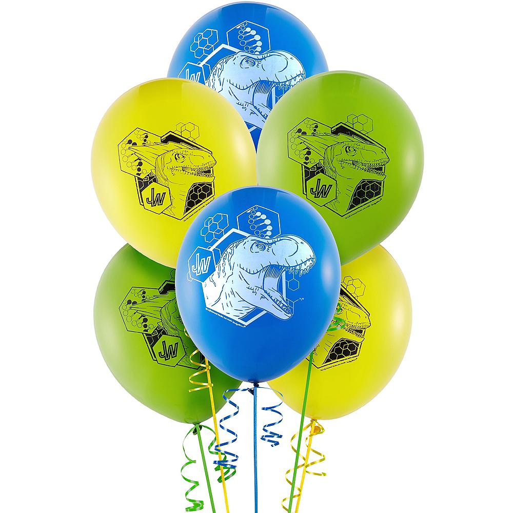 Jurassic World Balloons 6ct Image 1