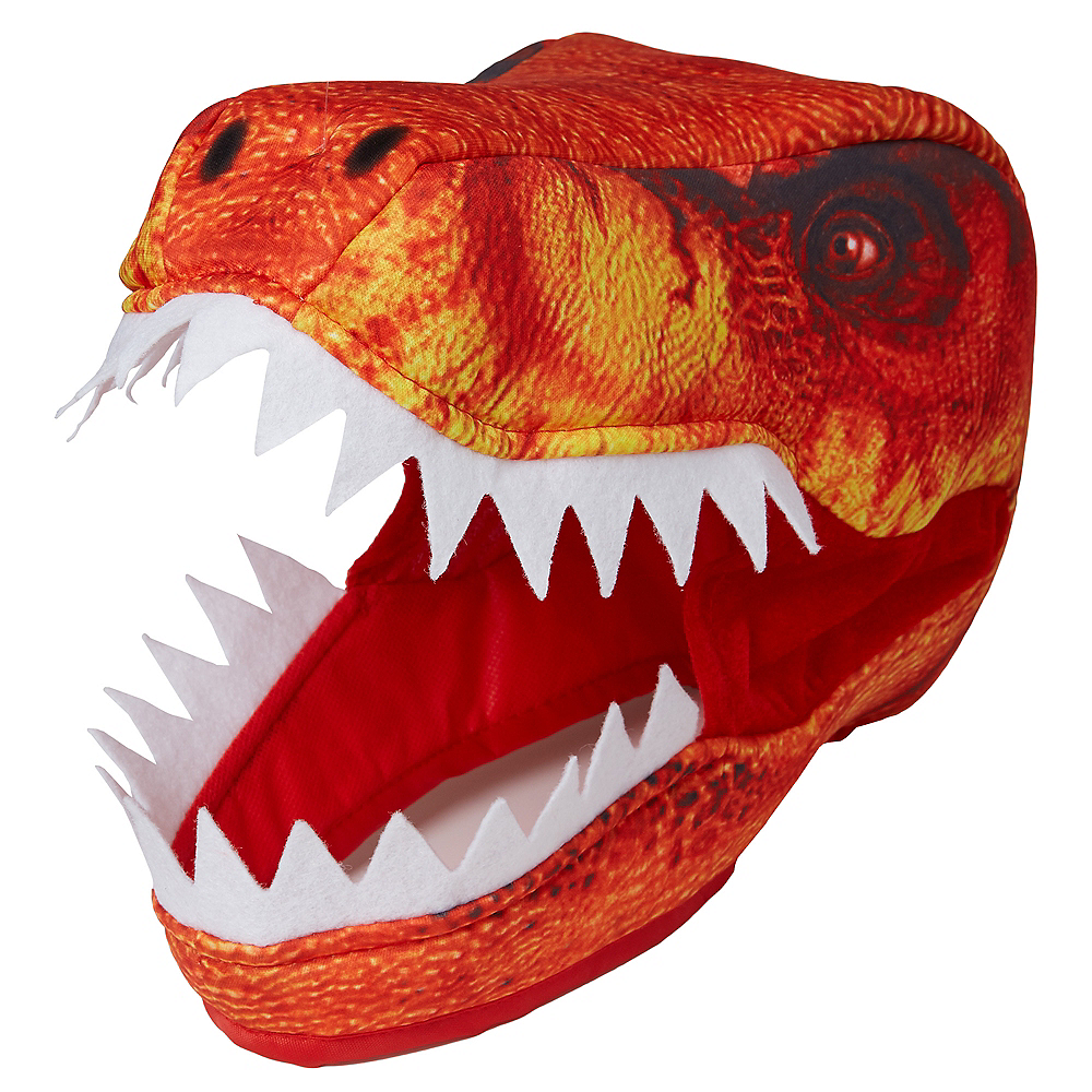 Nav Item for Dino Hybrid Dinosaur Hat - Jurassic World Image #1