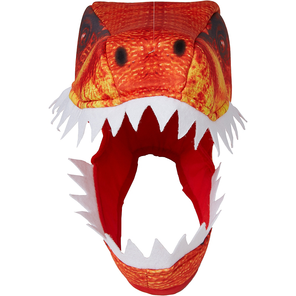 Nav Item for Dino Hybrid Dinosaur Hat - Jurassic World Image #2