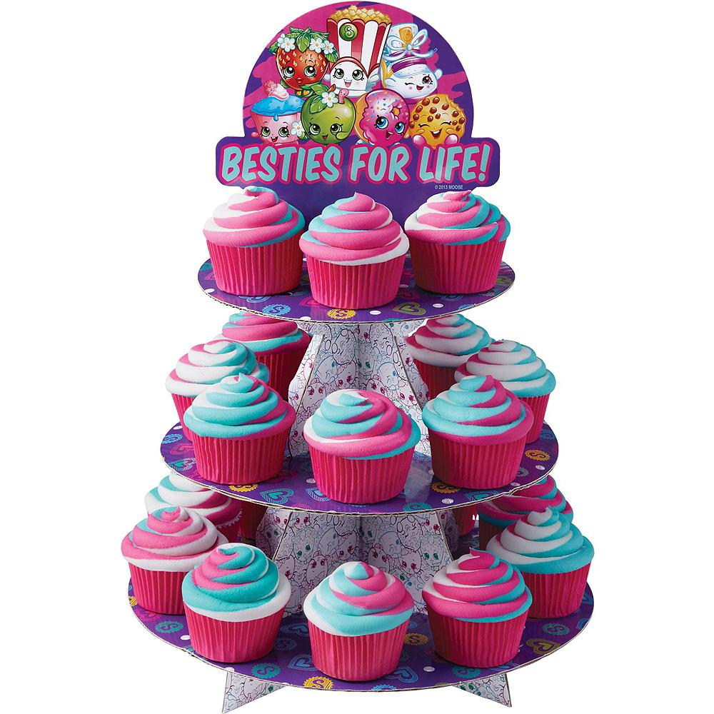 Shopkins Cupcake Kit for 24 Image #2