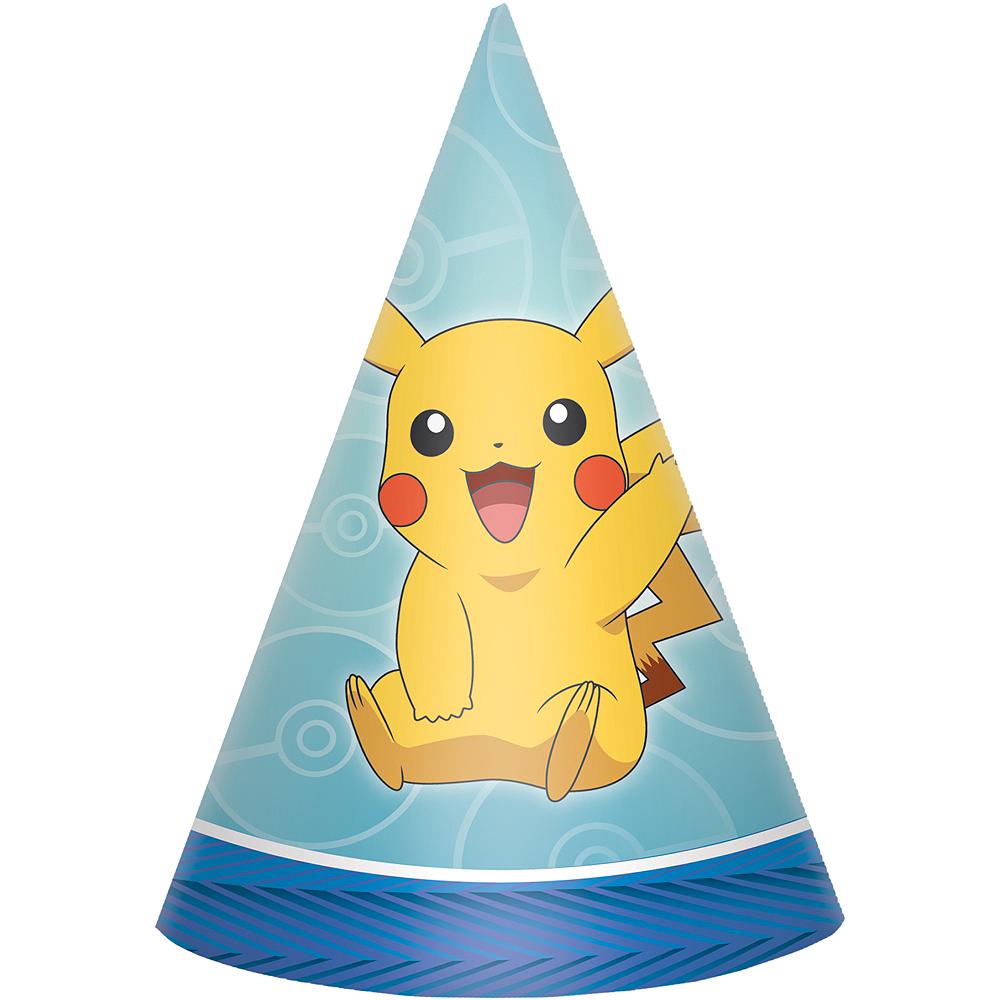 Pokemon Core Party Hats 8ct Image #1
