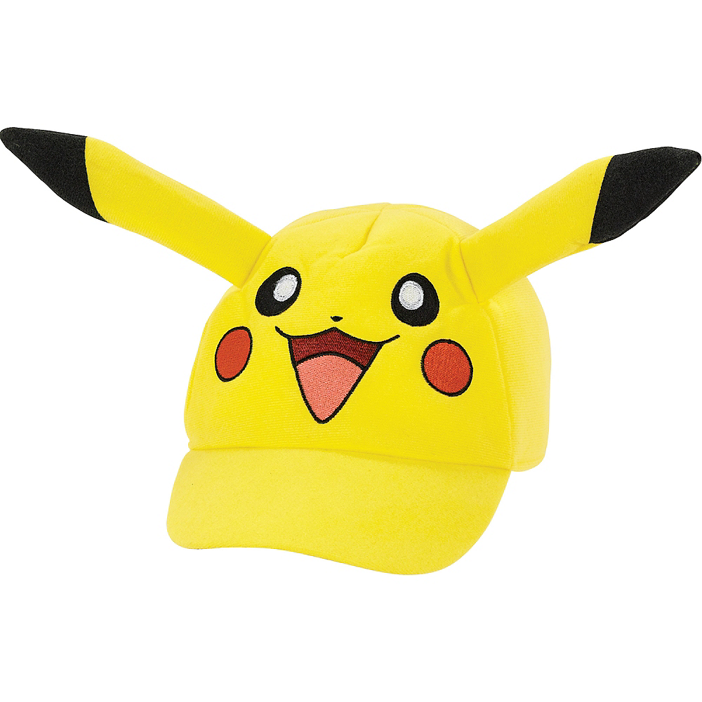 Nav Item for Pokemon Core Ash Ketchum Hat Image #1