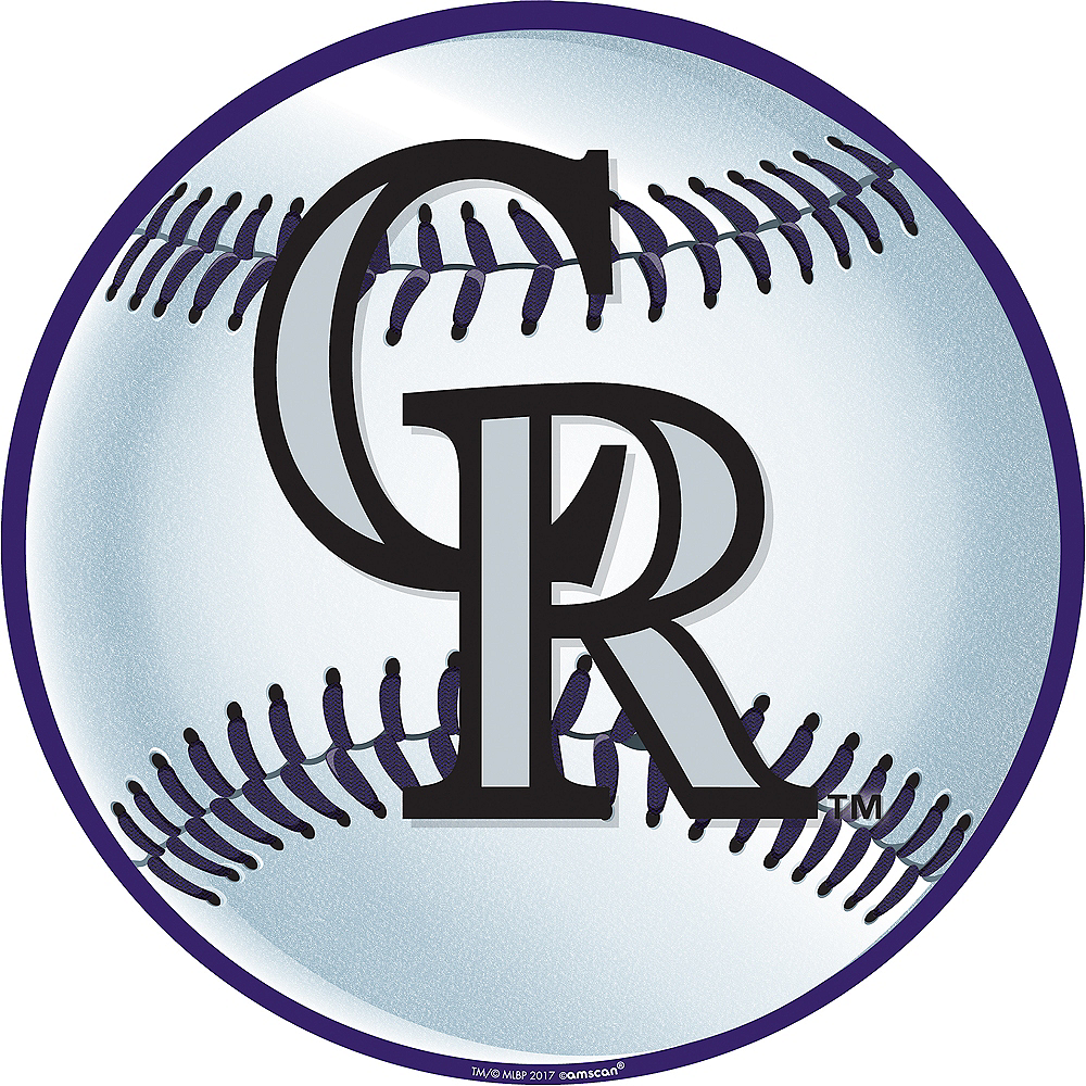 Colorado Rockies Cutout Image #1