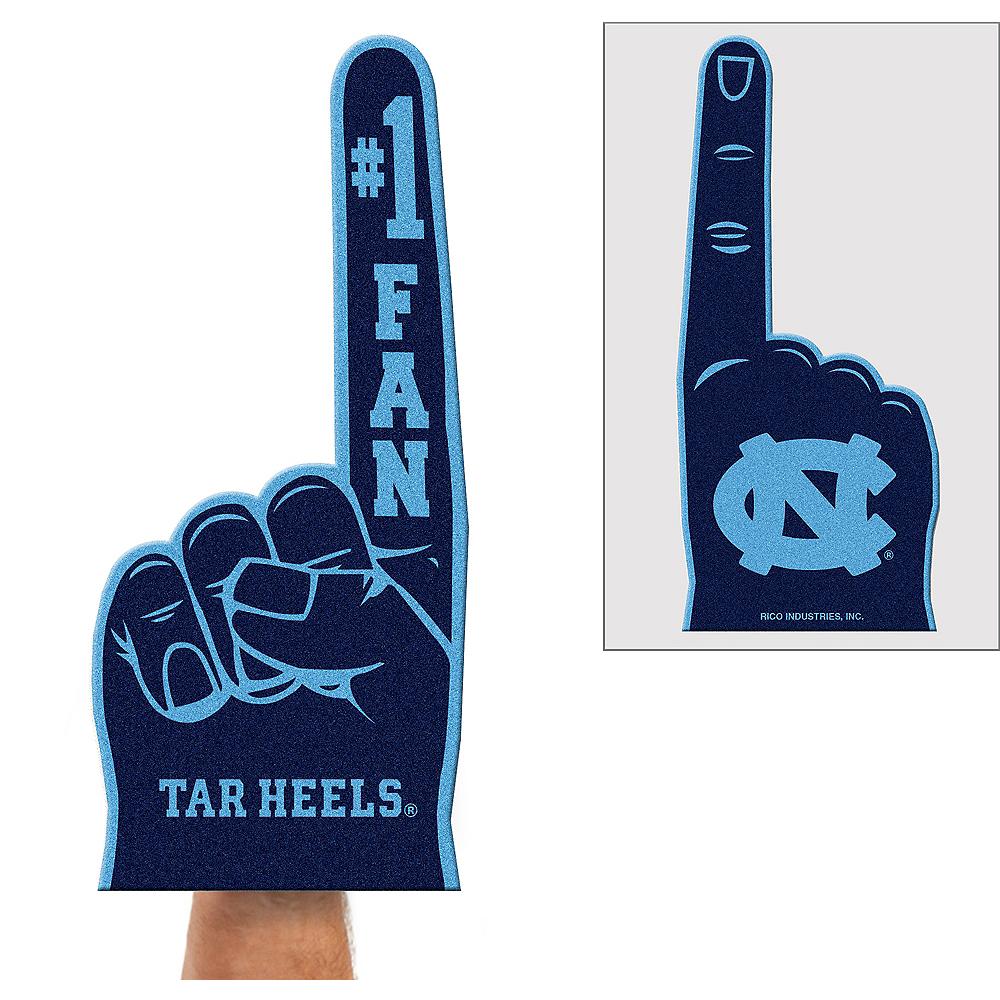 North Carolina Tar Heels Foam Finger Image #1