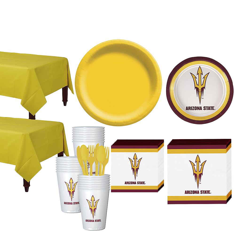 Arizona State Sun Devils Party Kit for 40 Guests Image #1