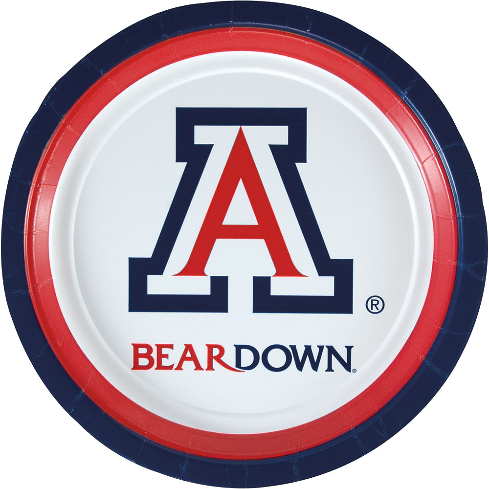Arizona Wildcats Party Kit for 40 Guests Image #3