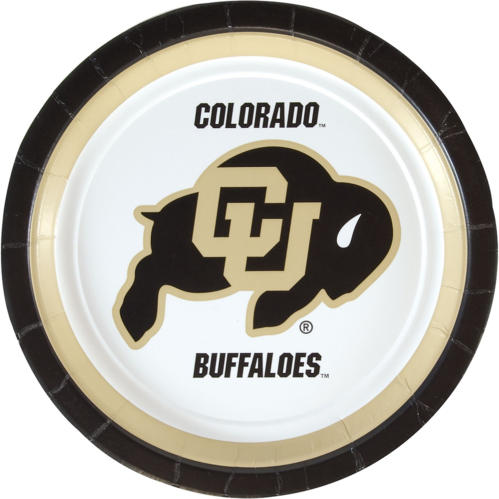 Colorado Buffaloes Party Kit for 40 Guests Image #3