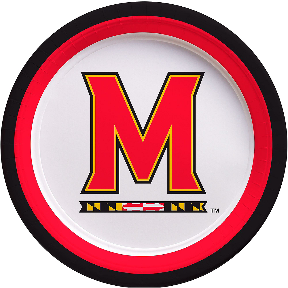 Maryland Terrapins Party Kit for 40 Guests Image #3