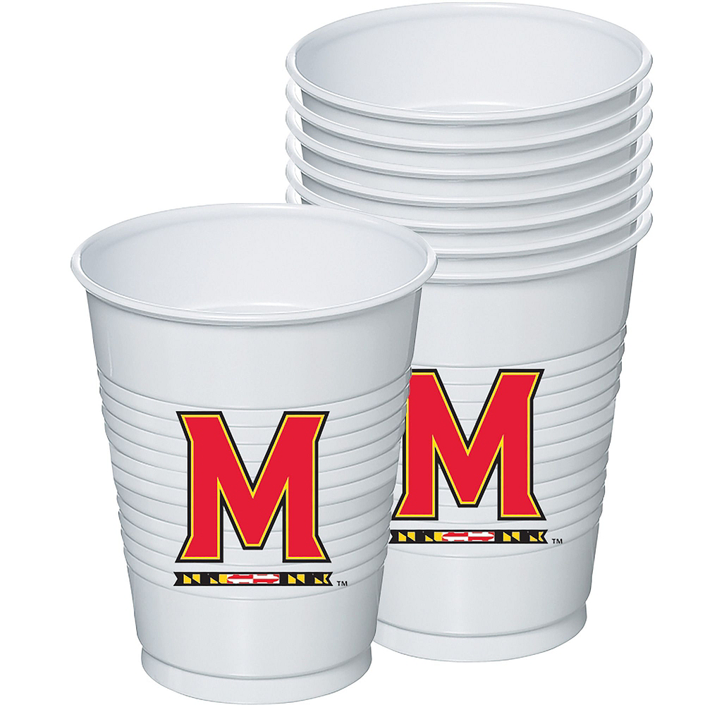 Maryland Terrapins Party Kit for 40 Guests Image #6