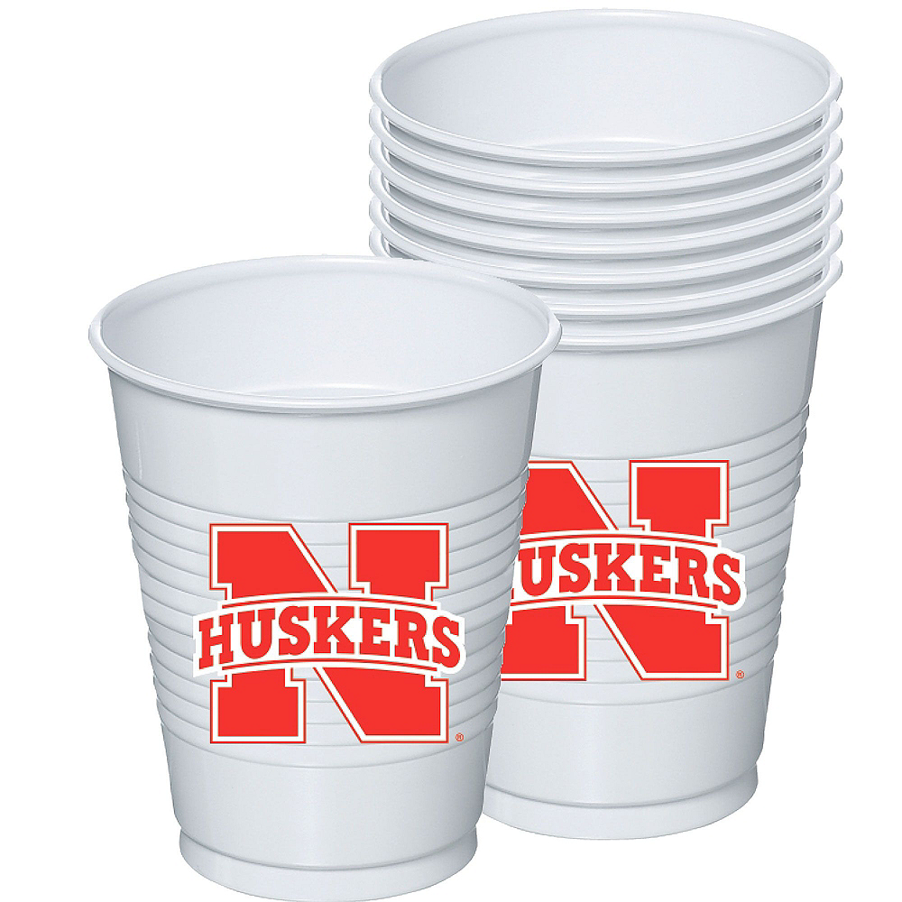 Nebraska Cornhuskers Party Kit for 40 Guests Image #6